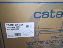 Hotă telescopica  și incorporabila CATA