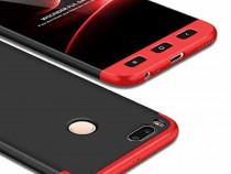 Husa protectie Xiaomi Mi 5X, 3 piese, 360 grade full cover t