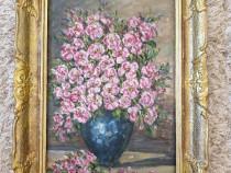 Tablou Flori in vaza 3