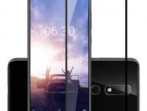 Folie Sticla Securizata Curbata 11D Nokia 3.1 Plus 5.1 Plus