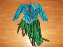 Costum carnaval serbare zana toamnei apei 9-10 ani