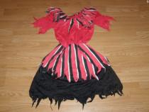 Costum carnaval serbare pirata 9-10 ani