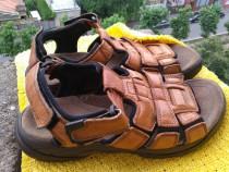 Sandale piele, Clarks, mar 42 (26.5 cm)