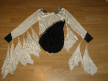 Costum carnaval serbare body gimnastica balet dans adulti M