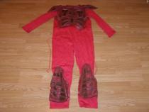 Costum carnaval serbare lego bionicle ninja 8-9 ani