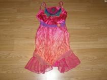 Costum carnaval serbare sirena barbie 4-5-6 ani