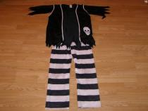Costum carnaval serbare pirat 9-10 ani