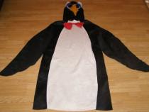 Costum carnaval serbare animal pinguin pentru adulti XL