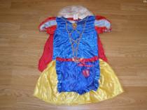 Costum carnaval serbare alba ca zapada 4-5 ani