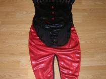 Costum carnaval serbare body dans magician pentru adulti L