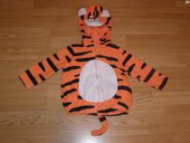 Costum carnaval serbare animal tigru 1-2 ani