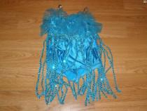 Costum carnaval serbare rochie dans gimnastica 4-5 ani