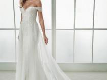 Rochie mireasa Pronovias by St Patrick model Forza dress