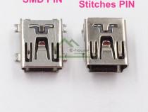 2 x Port Mini USB pentru incarcare controler PS3