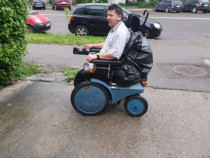 Carut electric scaunul electric