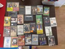 Casete audio muzica anilor '80-'90-2000