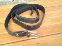 Centura - Curea, black, 118 cm