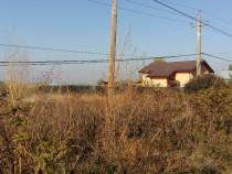 Teren stradal intravilan -32 km Buc d 18 Trestieni -Giurgiu