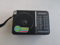 Radio portabil Leotec LT-606B