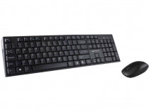 Set tastatura & mouse wireless serioux nk9800wr produs nou