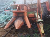 Tocatoare siloz solo Galignani P10