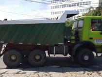 Transport moloz