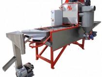 Linie procesare nuci si migdale 100-200kg/ora