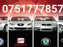 Contact Volkswagen Seat Skoda Audi Vw deblocare montaj