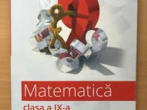 Culegere de matematica, cls a IX-a, clubul matematicienilor