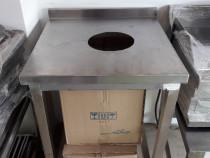 Suport Inox pentru gunoi
