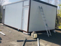 Construim hale structură metalică containere modulare