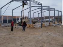 Executăm hale construcții metalice
