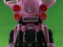 Mini Motocicletă electrică cu 3 roti LQ998 pt. copii 1-3 ani