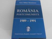 Romania postcomunista alex mihai stoenescu