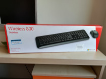 Set tastatură +mouse wireless Microsoft 800