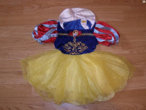Costum carnaval serbare alba ca zapada 3-4 ani