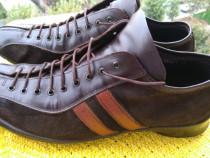 Pantofi piele Palazlo mar 43 (27.5 cm)
