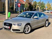 *Audi A5 2.0TDI(177cp)4x4*Facelift*Navi mare*Ventilatie