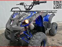 ATV 125cc 2WD HUMMER3 M7'' 4T automat DNR Albastru
