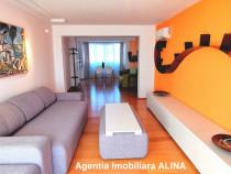 Apartament 3 camere in Deva, zona Lido, 130 mp,mobilat