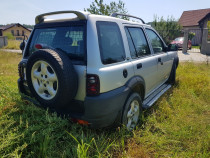 Land Rover Freelander 2.0L TDI, 2002