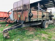 Mig 8 tone pentru împrăștiat gunoi , remorcă de gunoi