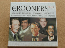 Set 5CD-uri The Crooners, Frank Sinatra, Nat King Cole