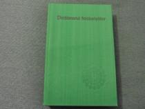 Dictionarul folcloristilor
