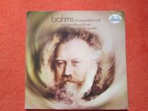 Vinil Brahms-Klavierquintett-Eva Bernáthová -Janáček Quartet