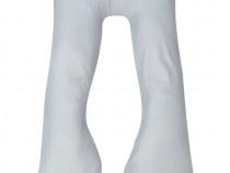 Perna de sarcina 90 x 145 cm, gri 131587