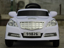 Masinuta electrica sportwagen c-sport echipata standard #alb