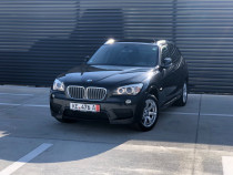 BMW X1 X Drive (4x4)M-packet 204 CP 2012 automatic panoramic