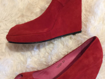 Pantofi dama piele naturala , 37. , nou