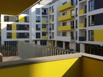 **Apartament cu 2 camere 57mp,  semicentral, pta abator **